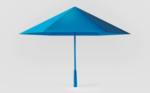当雨伞遇上手工折纸