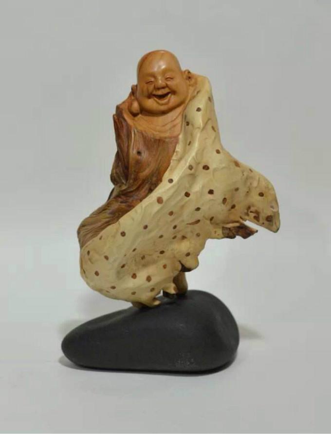 福建永安,一位民间手艺人的崖柏木雕世界