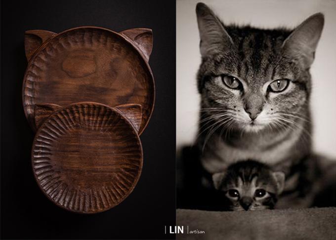 小猫爪子手工制作图片