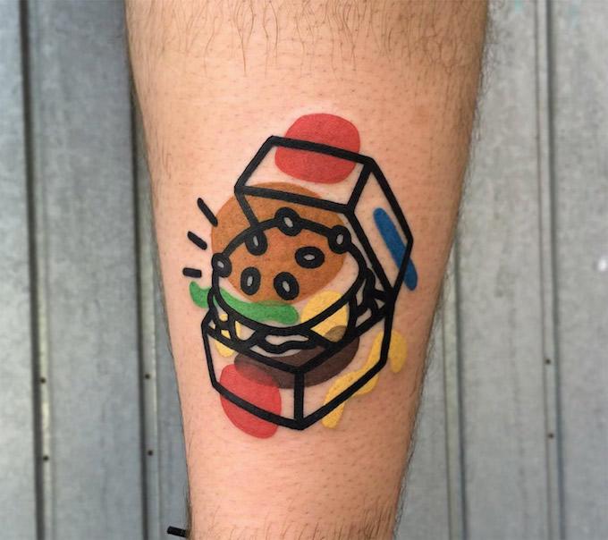 被《中国有嘻哈》的纹身迷倒!咱来次说纹就纹的tattoo