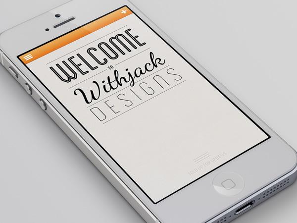 折叠式的app版式设计