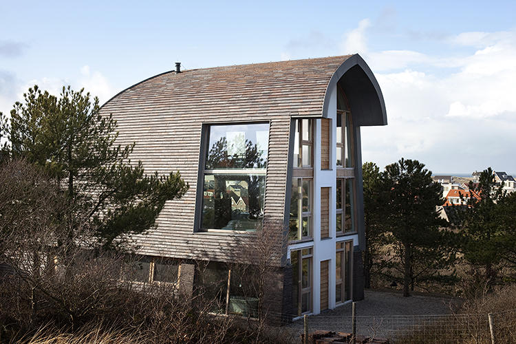 【创想设计欣赏】建筑师夫妇为自己设计的梦幻小屋