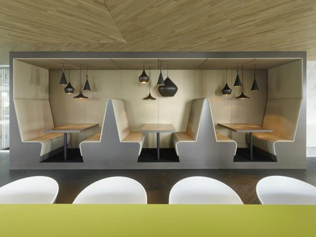 drees & sommer 办公空间设计